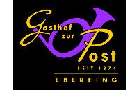 Logo Gasthof zur Post, Eberfing