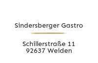 Logo Sindersberger Gastro, Weiden