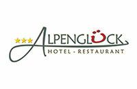 Logo Hotel und Restaurant Alpenglück, Schneizlreuth / Weißbach