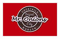 Logo Mr. Onions City, Augsburg