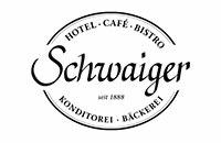Logo Café und Bistro Schwaiger, Glonn