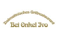 """Logo Grillrestaurant """" Bei Onkel Ivo """", Poing"""