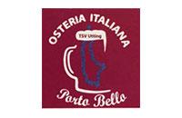 Logo Osteria Italiana Porto Bello, Utting a Ammersee