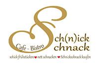 Logo Café Schickschnack, Oberaudorf
