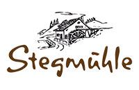 Logo Gasthof Stegmühle, Biessenhofen