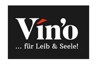 Logo Vino für Leib und Seele, Kaufbeuren