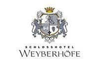 Logo Schlosshotel Weyberhöfe - Restaurant Rumpolt, Sailauf